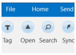 Taggge vertrauliche Emails in Outlook
